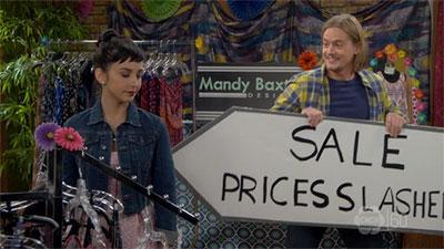 Mike Advises Mandy