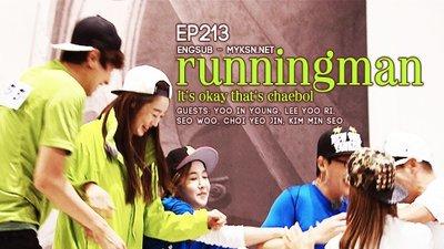 Running Man Mini Series - It's Okay, That's Chaebol