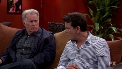 Anger Management - Charlie's Dad Visits - Season 1 Episode 9