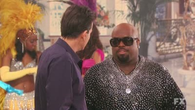 Anger Management - Charlie And Cee Lo - Season 2 Episode 8