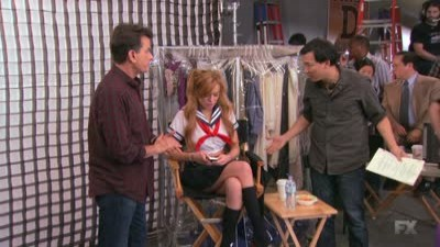 Anger Management - Charlie Gets Lindsay Lohan Into Trouble - Season 2 Episode 12