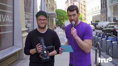 Death Rogen with Special Guest Seth Rogen!