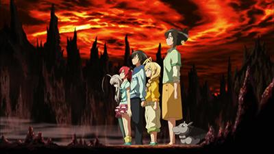 Goodbye, Nyaruko-san W