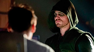 Arrow - Unfinished Business - Season 1 Episode 19