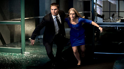 Arrow - City of Heroes - Season 2 Episode 1