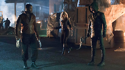 Arrow - Identity - Season 2 Episode 2