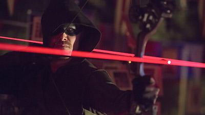 Arrow - Blast Radius - Season 2 Episode 10