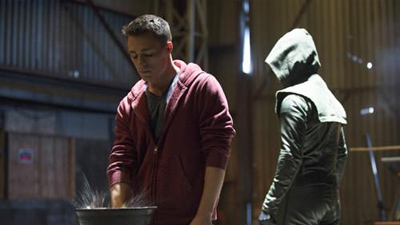 Arrow - Tremors - Season 2 Episode 12