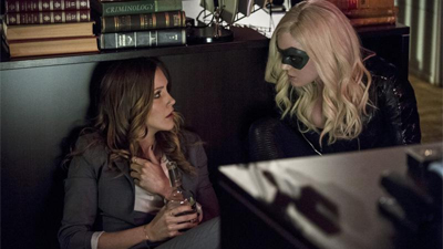Arrow - Birds of Prey - Season 2 Episode 17