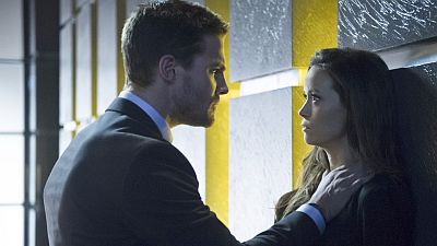Arrow - Deathstroke - Season 2 Episode 18