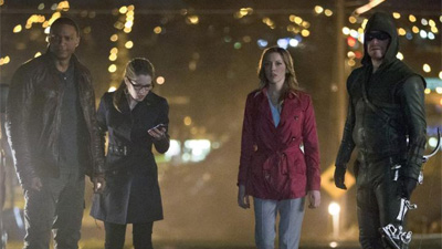 Arrow - Streets of Fire - Season 2 Episode 22