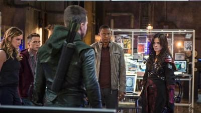 Arrow - The Magician - Season 3 Episode 4