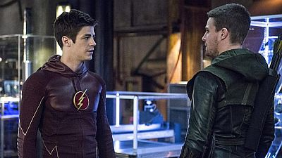 Arrow - The Brave and the Bold (2) - Season 3 Episode 8
