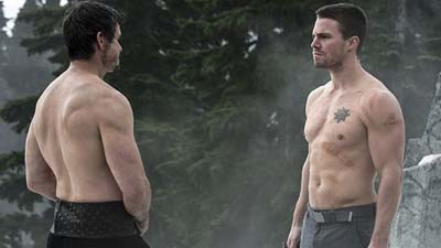 Arrow - The Climb - Season 3 Episode 9
