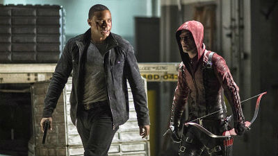 Arrow - Left Behind - Season 3 Episode 10