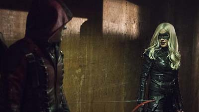 Arrow - Midnight City - Season 3 Episode 11