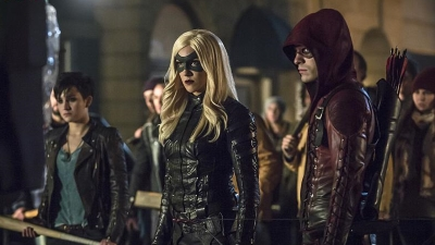 Arrow - Uprising - Season 3 Episode 12