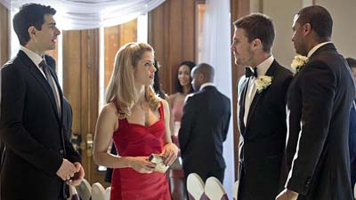 Arrow - Suicidal Tendencies - Season 3 Episode 17