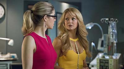 Arrow - Public Enemy - Season 3 Episode 18