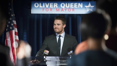 Arrow - Beyond Redemption - Season 4 Episode 4
