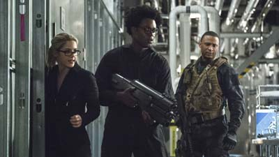 Arrow - Lost Souls - Season 4 Episode 6
