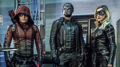 Arrow - Unchained - Season 4 Episode 12