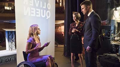 Arrow - Code of Silence - Season 4 Episode 14