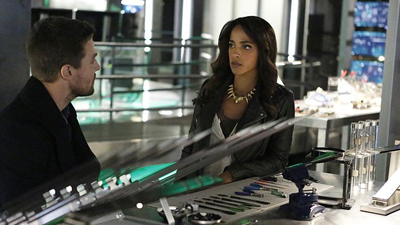 Arrow - Taken - Season 4 Episode 15