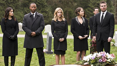 Arrow - Canary Cry - Season 4 Episode 19