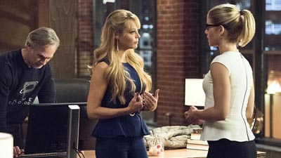 Arrow - Lost in the Flood - Season 4 Episode 22