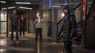 Arrow - The Recruits - Season 5 Episode 2