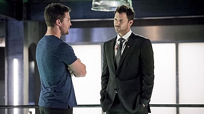 Arrow - Human Target - Season 5 Episode 5