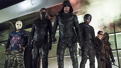 Arrow - So It Begins - Season 5 Episode 6