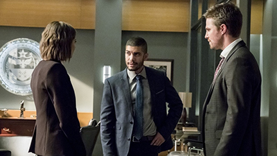 Arrow - Spectre of the Gun - Season 5 Episode 13