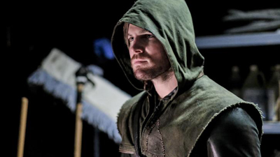 Arrow - Kapiushon - Season 5 Episode 17