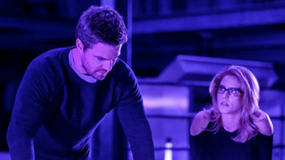 Arrow - Underneath - Season 5 Episode 20