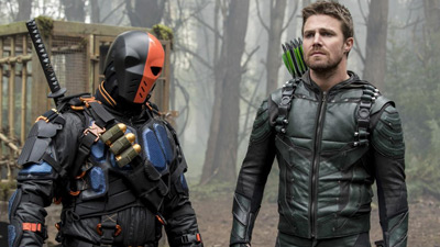 Arrow - Lian Yu - Season 5 Episode 23