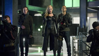 Arrow - Fallout - Season 6 Episode 1