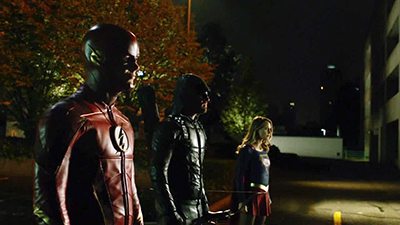 Arrow - Crisis on Earth-X (2) - Season 6 Episode 8