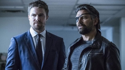 Arrow - Deathstroke Returns - Season 6 Episode 5