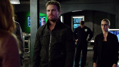 Arrow - Irreconcilable Differences - Season 6 Episode 9