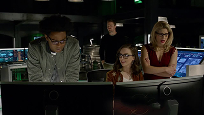 Arrow - All for Nothing - Season 6 Episode 12