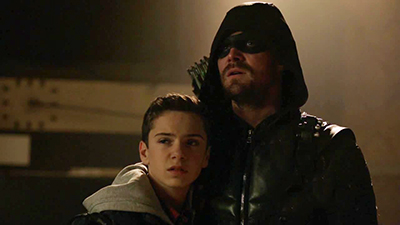 Arrow - The Devil's Greatest Trick - Season 6 Episode 13