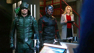 Arrow - Collision Course - Season 6 Episode 14