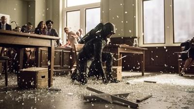 Arrow - Docket No. 11-19-41-73 - Season 6 Episode 21
