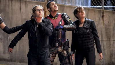 Arrow - The Ties That Bind - Season 6 Episode 22
