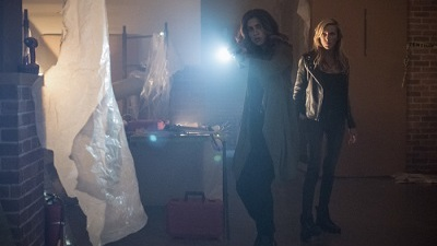 Arrow - The Longbow Hunters - Season 7 Episode 2