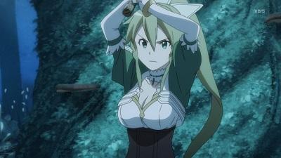 Sword Art Online - Season 1 Episode 16 : Land of the Fairies