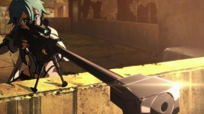 Sword Art Online - Season 2 Episode 6 : Showdown in the Wilderness
