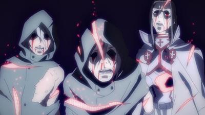 Sword Art Online - Season 2 Episode 7 : Crimson Memories